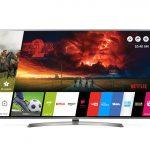 55UJ654T LG smart UHD 4K TV 55 inch
