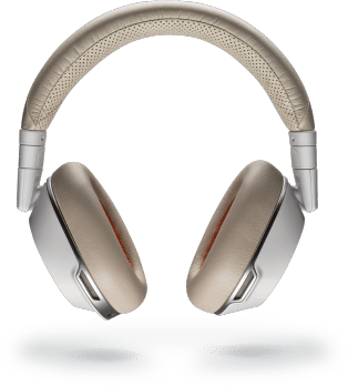 plantronics voyager 8200 uc Bluetooth wireless headset White