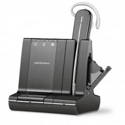 Plantronics Savi W745-M Wireless Headset - Lync & Skype for Business