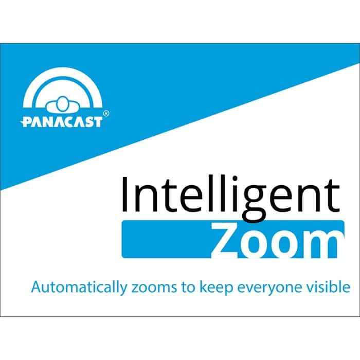 Panacast Intelligent Zoom Software Licence