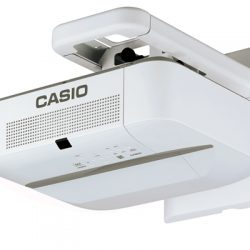 Casio XJ-UT351WNBKT Side View Projector