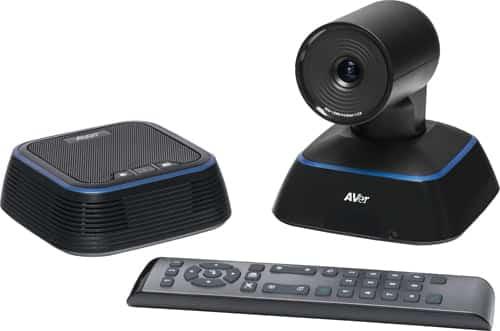 AVer VC322 4K PTZ USB camera