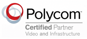 The Polycom Trio VisualPro is purpose-built for pairing with