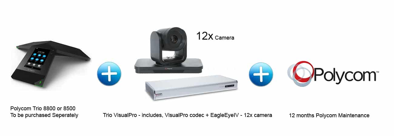polycom visualppro 12x