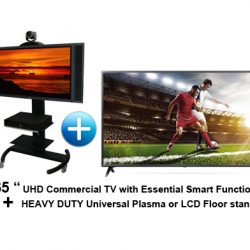 65 inch and heavy duty stand