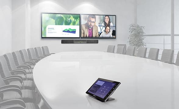 Crestron Flex B160 T Wall Mount Uc Video Conference System