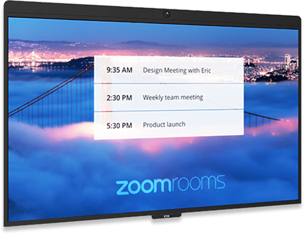 "DTEN 55″ 4K Interactive Display – D7 ""Zoom Board"""