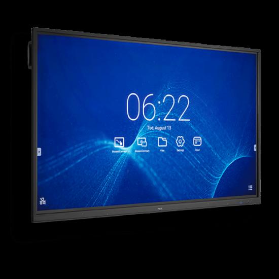 NEC CB651Q Interactive touchscreen